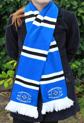 Image of custom football scarves, stadium merchandise and wristbands, rugby souvenirs and sweaters