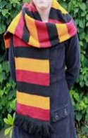 traditional 60s scarf
